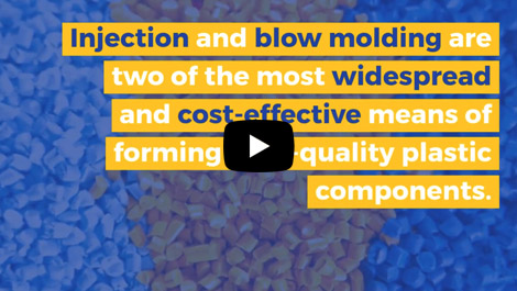 Injection Molding vs. Blow Molding
