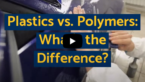 Plastics vs. Polymers